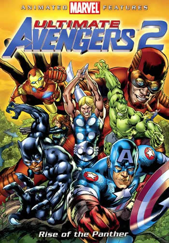 Ultimate Avengers 2   Rise Of The Panther, xvid   MP3 ENG   SUB ENG ESP ITA FRAsoftsub preview 2